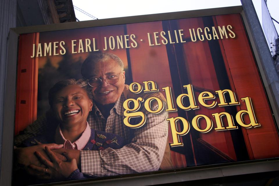 On Golden Pond on Broadway