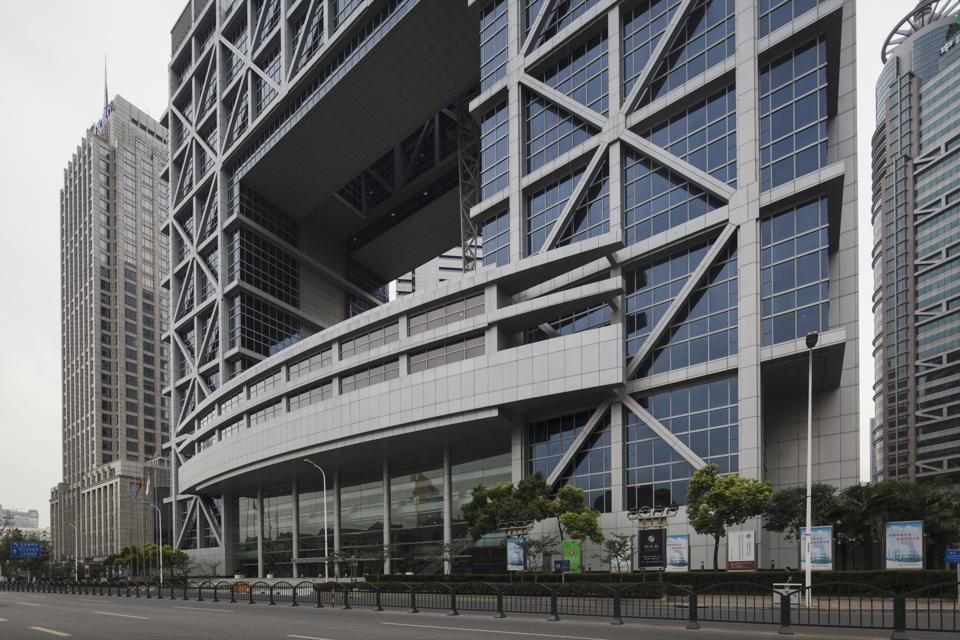 Shanghai Stock Exchange - Shanghai, China