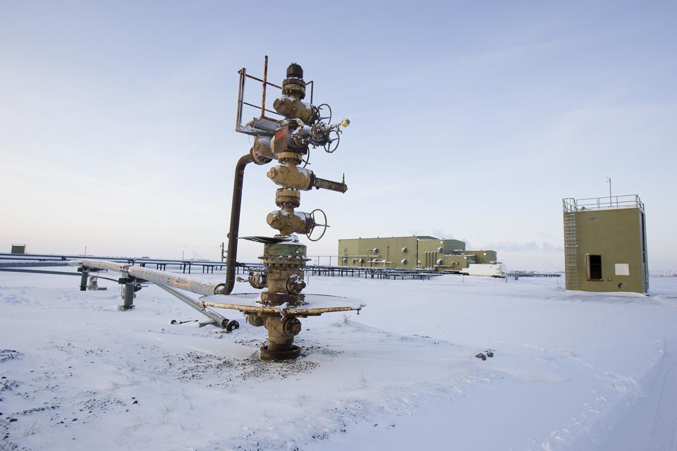 USA - Energy - Oil Production in Alaska