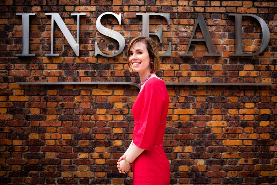 Caroline DIARTE EDWARDS, former INSEAD MBA Admissions Director and co-Director of Fortuna Admissions