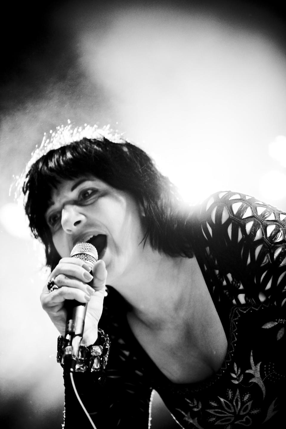 Italy - Lydia Lunch Perform in Rome