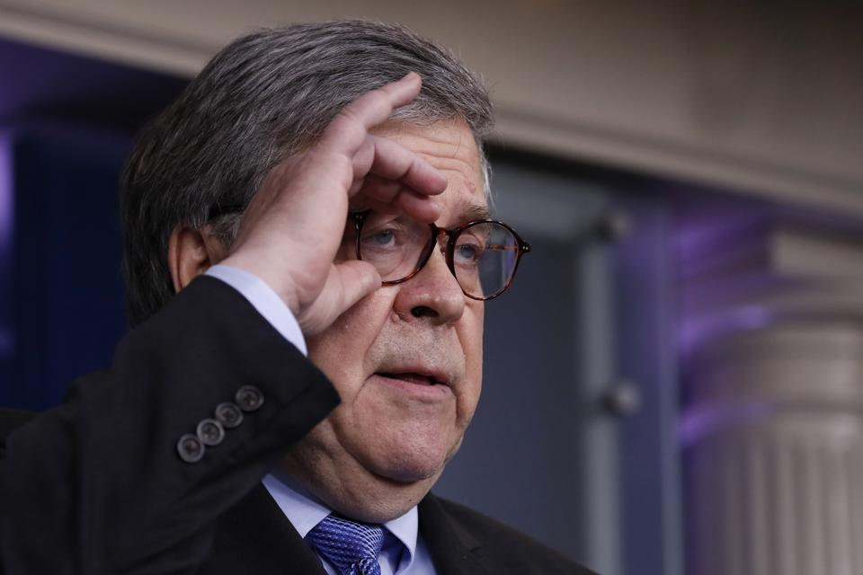 William Barr is giving directives to the BOP, but not practical guidance to overcome the agency's own bureaucracy.