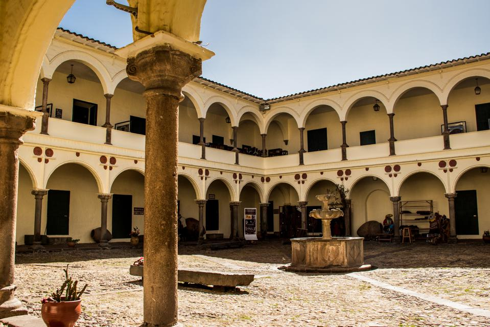 La Casa del Almirante - Museo Inka