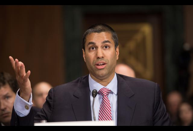 President Trump Designates Ajit Pai As Chairman Of FCC