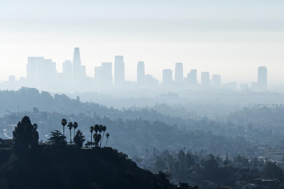 LA Smoggy Fog