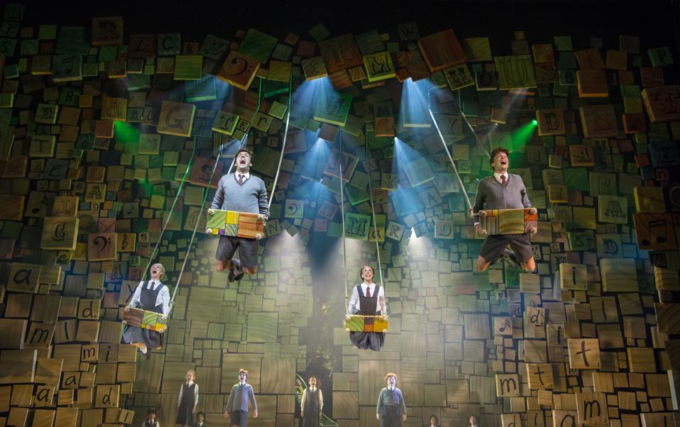 Matilda The Musical Melbourne Media Call