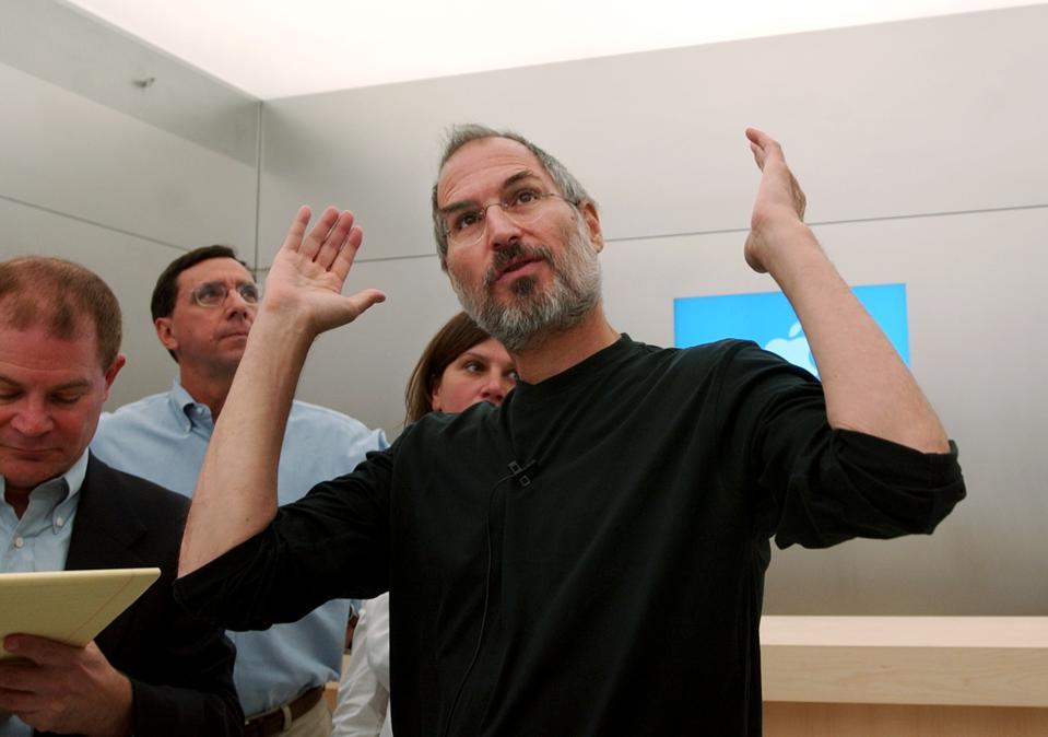 Steve Jobs - Leave
