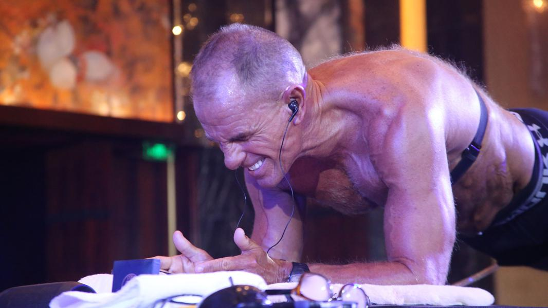 This 62-Year-Old Broke The World Record For Holding A Plank