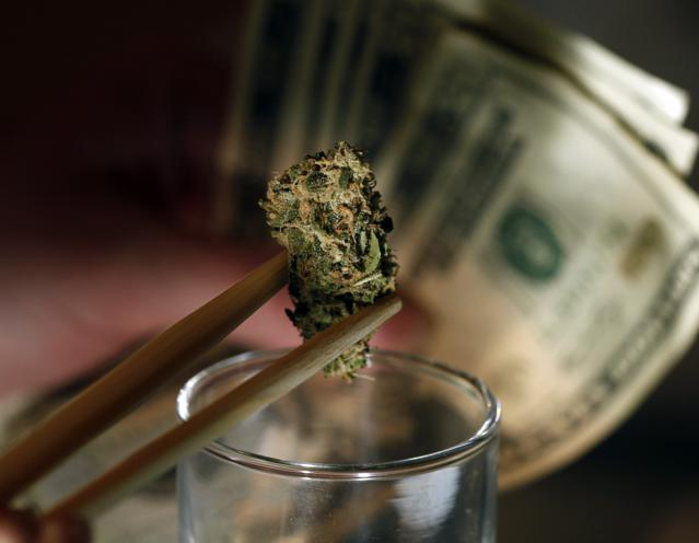 Marijuana Taxes Go Up In Smoke For One Day In Colorado