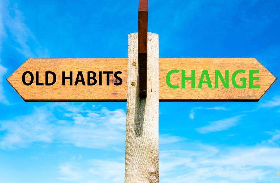 You can create new habits toward your career goals by avoiding the what-the-hell effect.