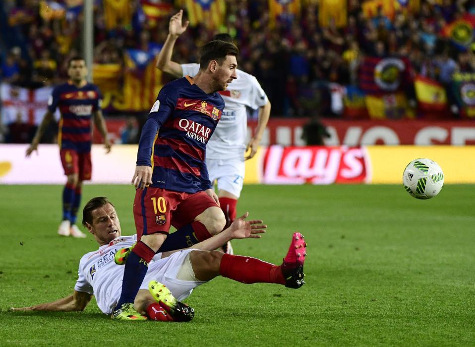 FC Barcelona And Nike Announce Landmark Partnership