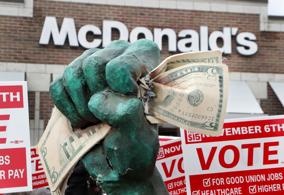 The Franchise News Briefs Will Mcdonalds Spawn A Franchisee