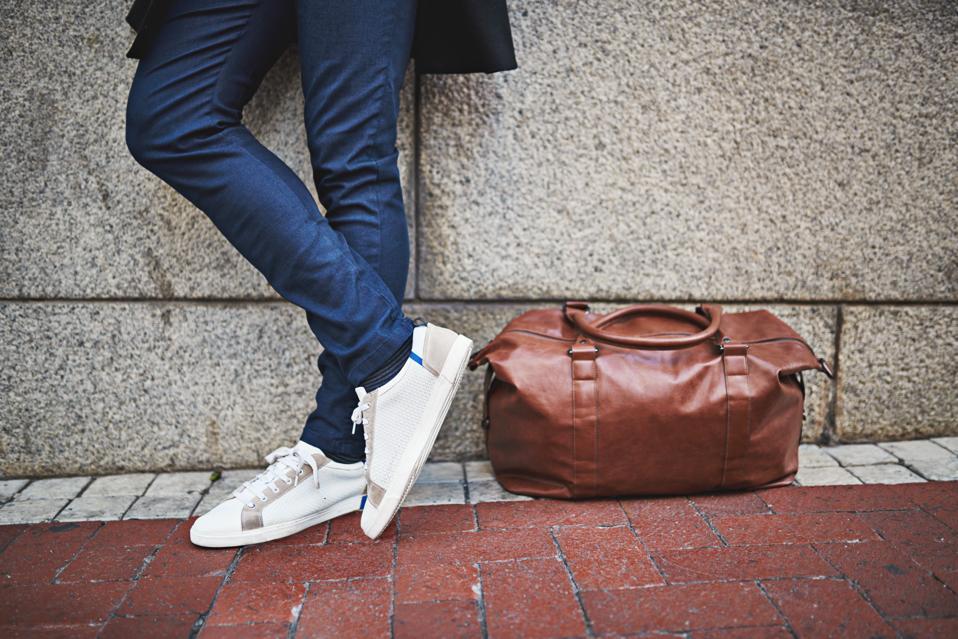 Modern man - go bag or go home