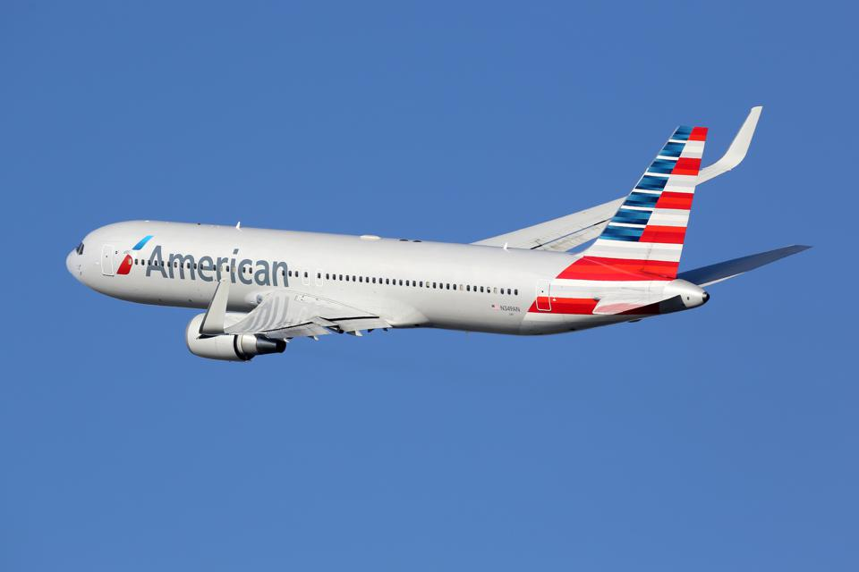 American Airlines Boeing 767-300