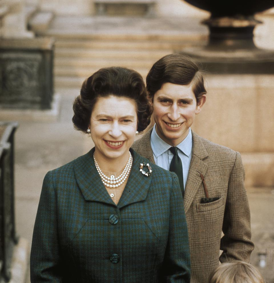 Queen And Prince