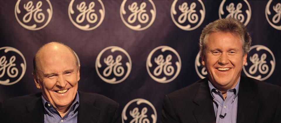 General Electric executives Jack Welch and Jeffrey Immelt took more than half a billion dollars in severance.