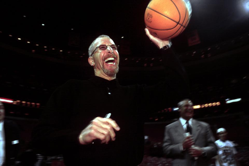 File Photo - Pat Croce, President of the 76'ers