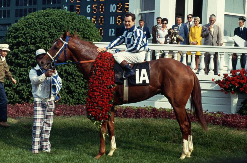 Secretariat Kentucky Derby