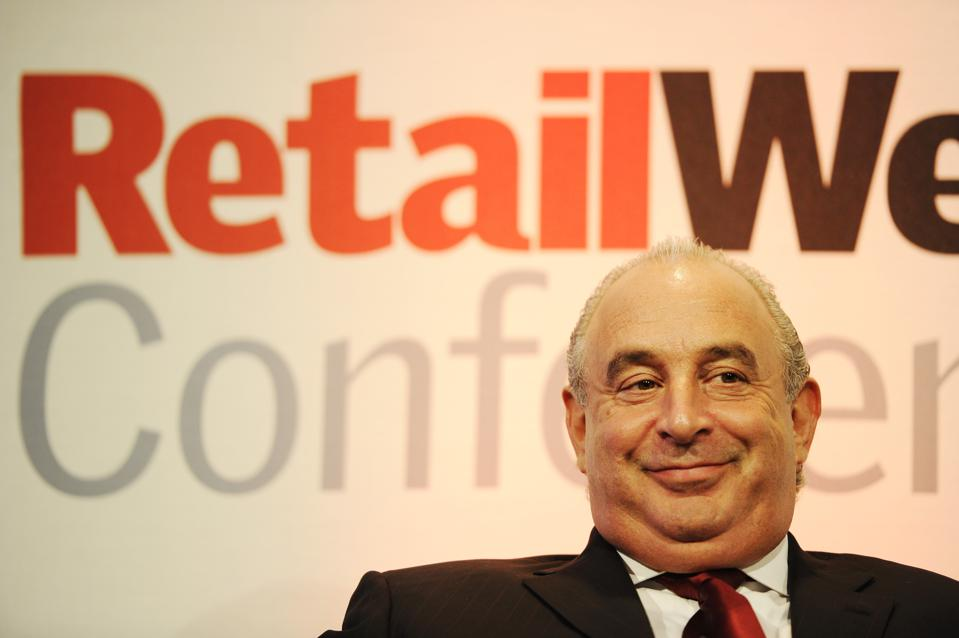 UK - Business - Sir Philip Green