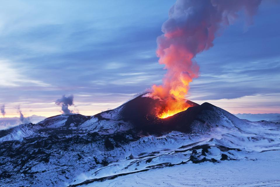 Fiery Kamchatka