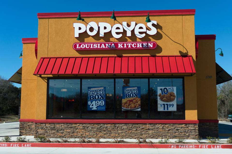 Will China Love That Chicken From Popeyes It S Going To Find Out