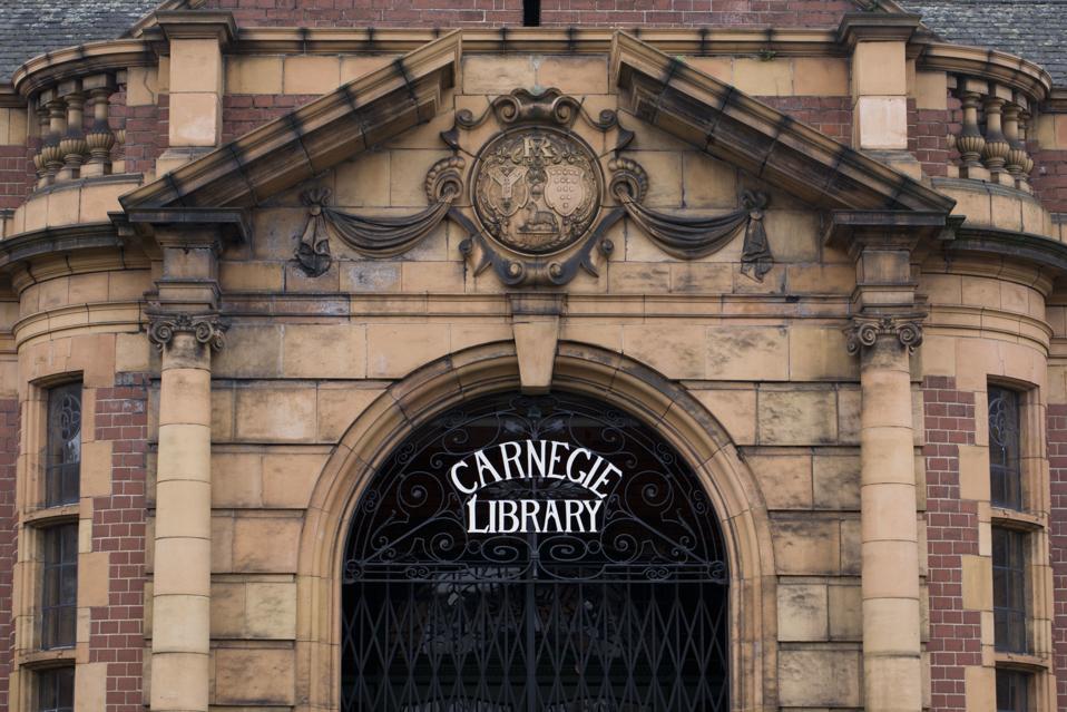 Lambeth's Carnegie library closure protest