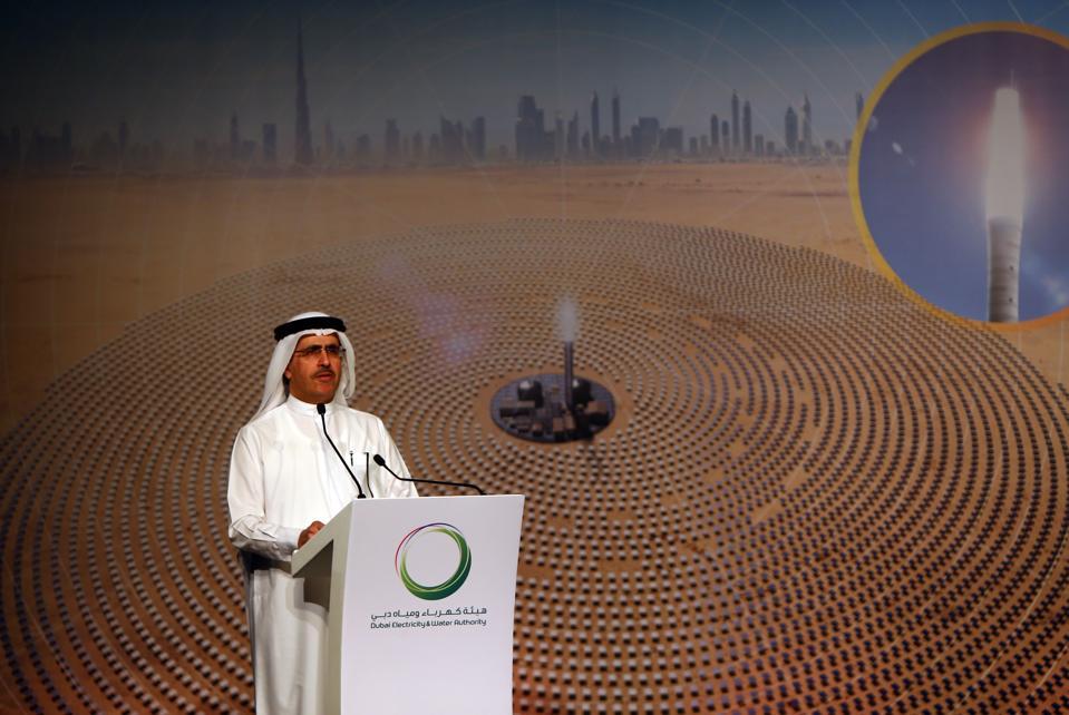 Watch Out, Coal! Dubai Announces Plans For World's Lowest Cost Solar Plant