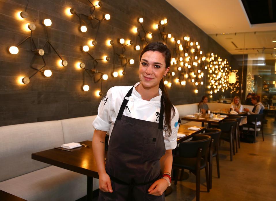 Tatiana Rosana, Chef De Cuisine At Outlook Kitchen And Bar