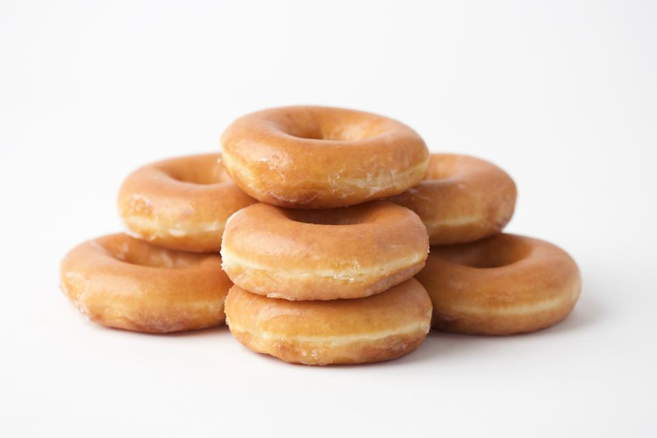 How Many Carbs Are In A Cake Donut