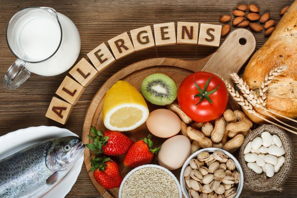 Common allergens.