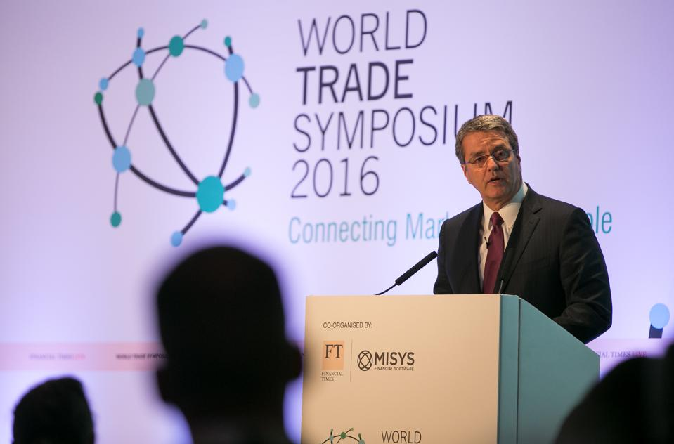 Trump May Withdraw U.S. From WTO, Outside Advisor Says