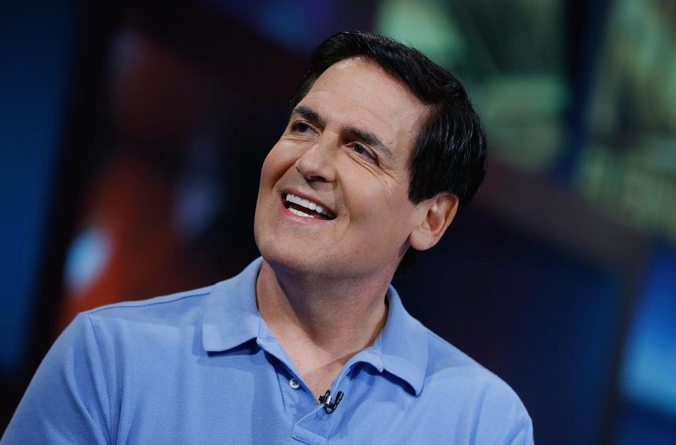 "Mark Cuban visite le ""Watters 'World"" de Fox News Channel"