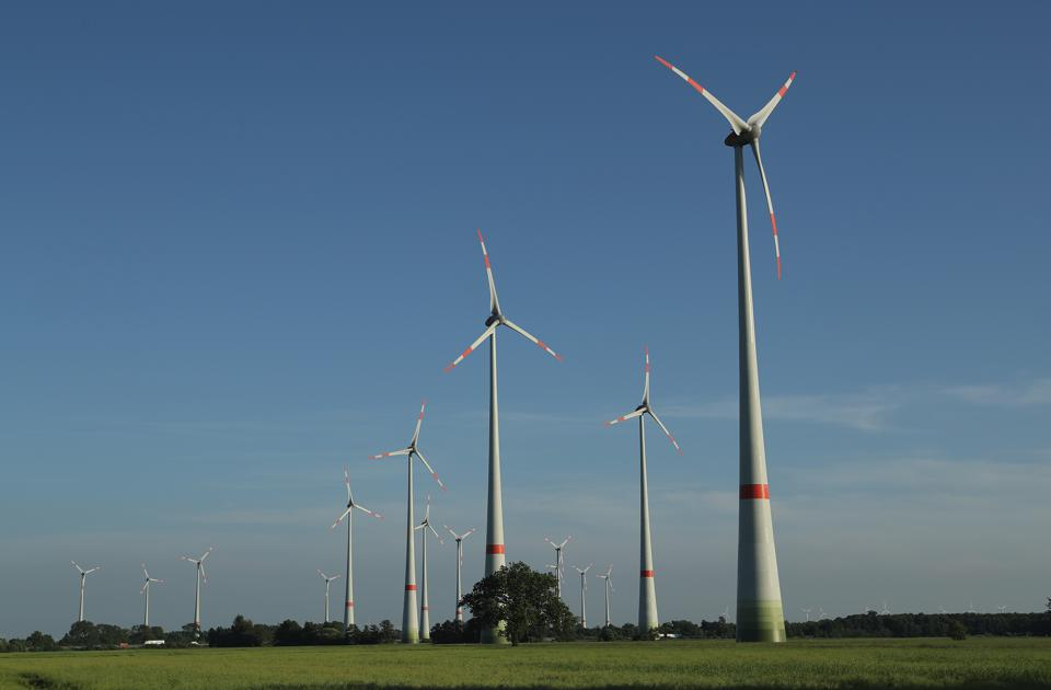 100% Renewables by 2050 -- Germany Pays the Price for its Ambition