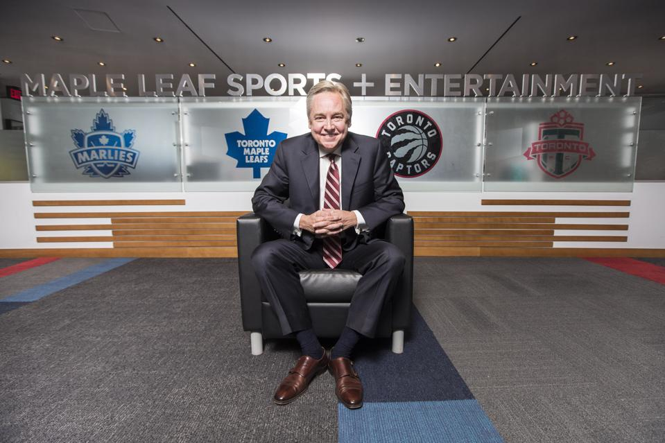 New MLSE CEO Michael Friisdahl talks to the Star.