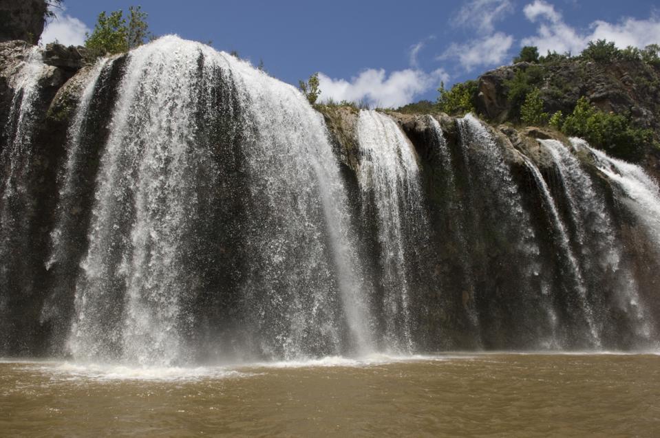 USA - Texas - Environment - Fall Creek Falls