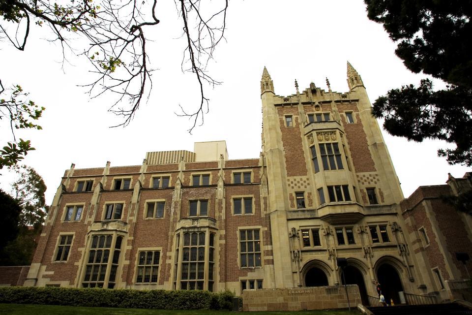 USA - University of California Los Angeles Campus