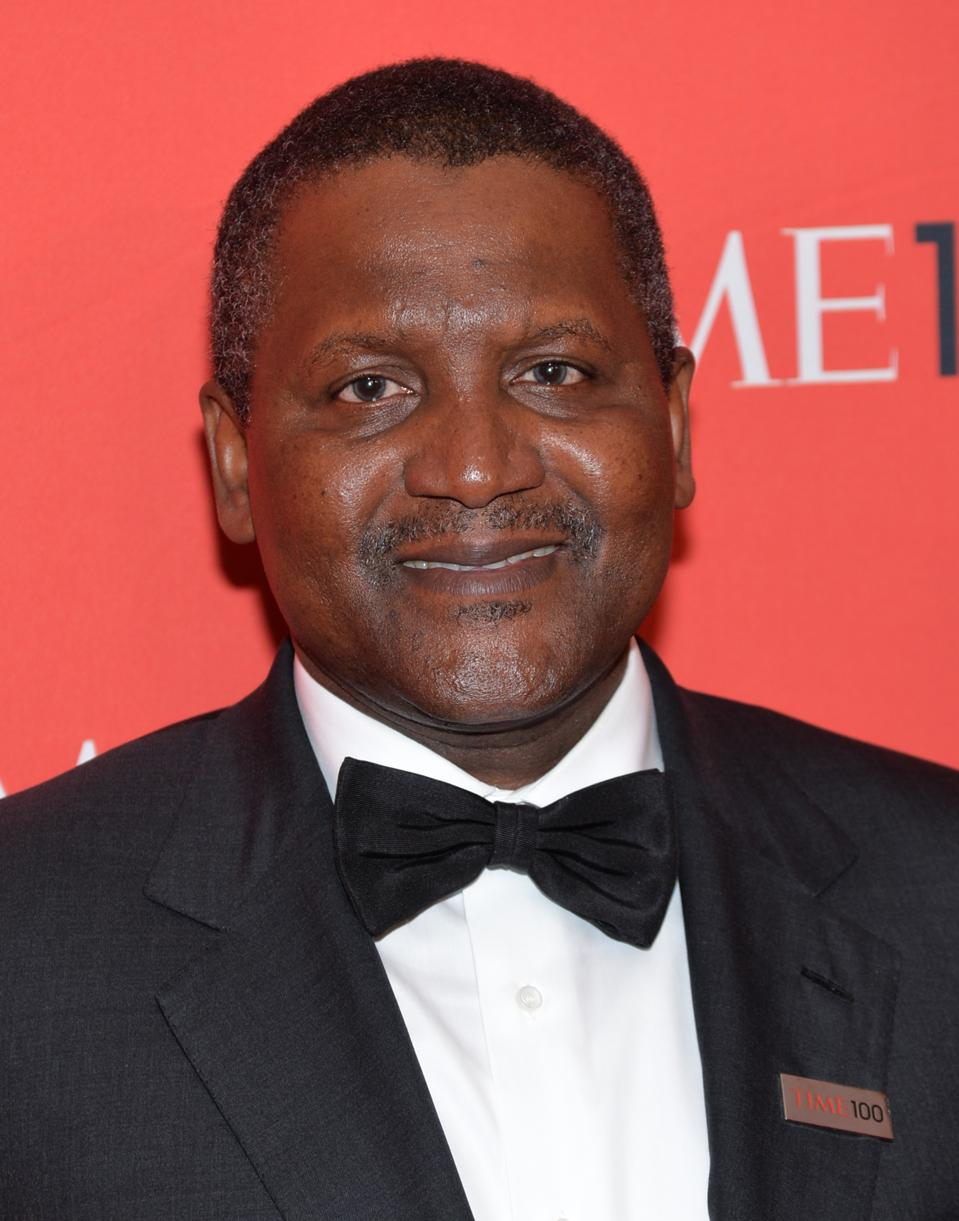 Africa's Richest Man Aliko Dangote To Build $60 Million Cement Factory In Togo