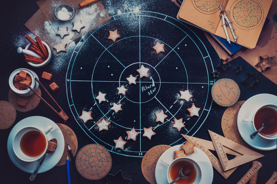 Teatime under the Polar star