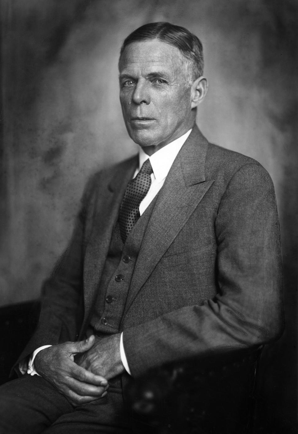 William E. Dodd, Diplomat, USA, Botschafter in Berlin