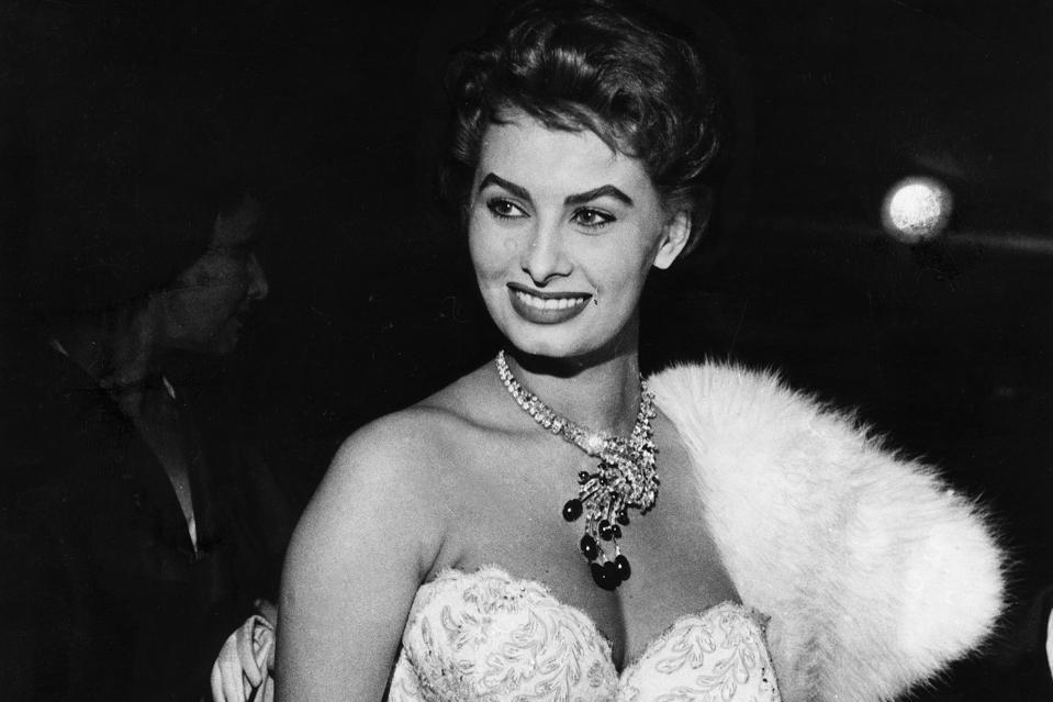 Loren, Sophia - Schauspielerin, Italien