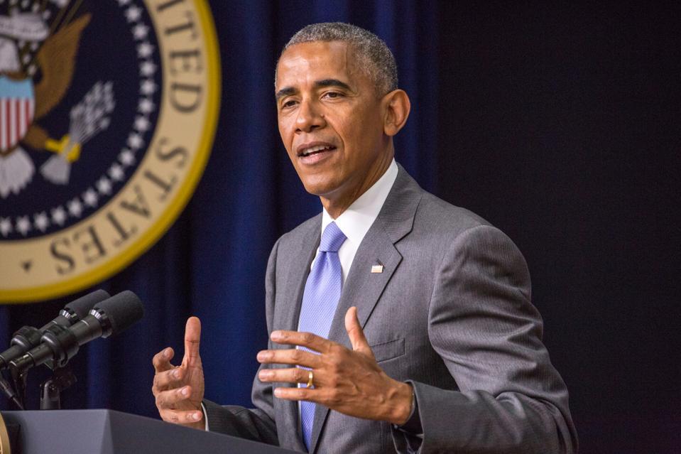 President Barack Obama signed the bill H.R.