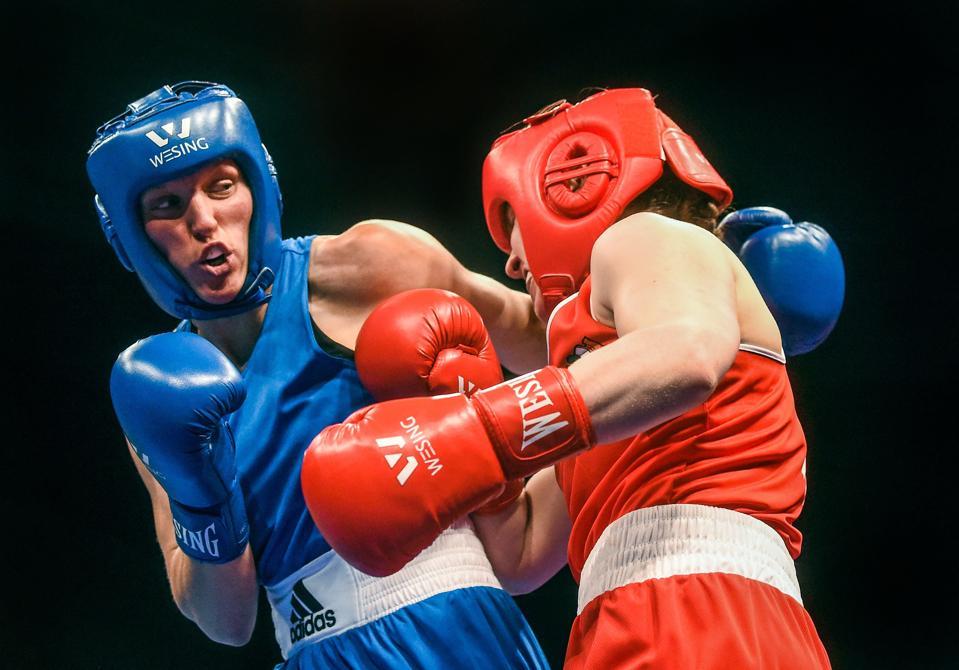 2014 European Women's Boxing Championships Semi-Finals