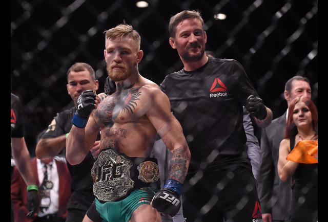 Coach Believes Conor McGregor Will Fight For UFC In 2019 Despite Surgery