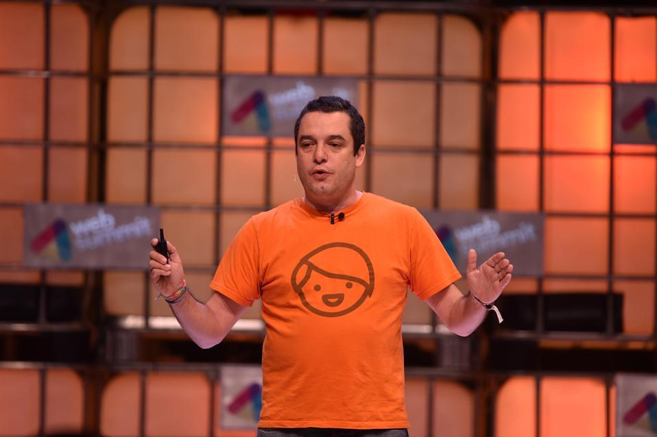 Technology investor Saul Klein.