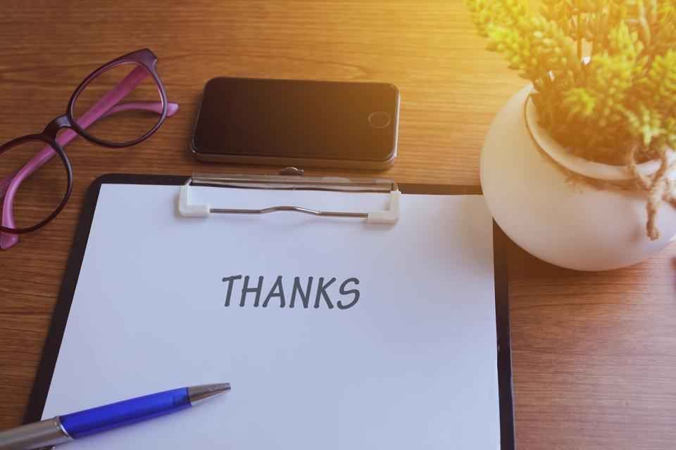 How To Write Job Search Letters And Thank-You Notes