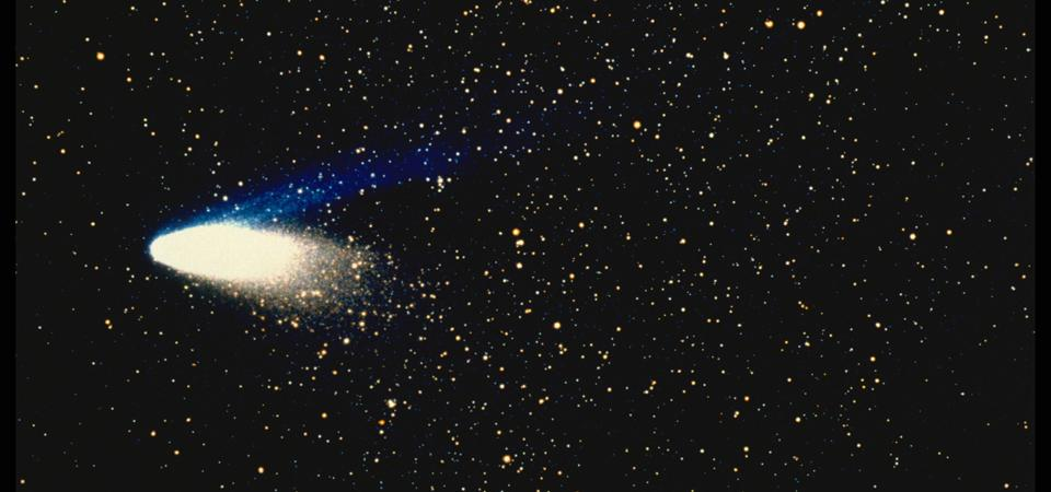Last Seen In 1986, Halley's Comet Will Make Its Presence Known This Week With Shooting Star Show