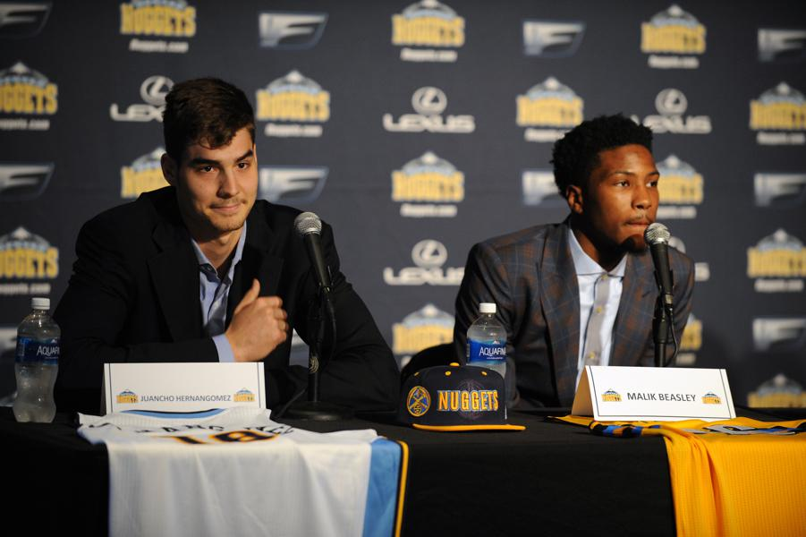Nuggets' Reported Interest In Extending Beasley, Hernangomez May Signal Kroenkes' Willingness To Pay Luxury Tax