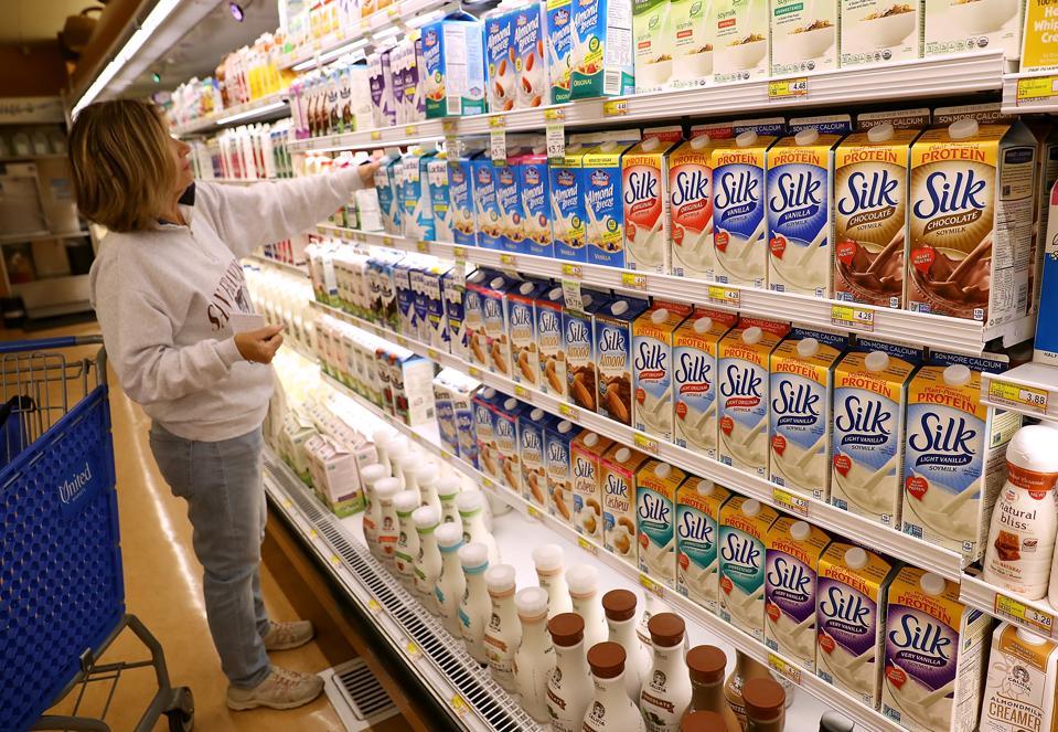 French Food Maker Danone To Buy Denver Company WhiteWave Foods For 10 Billion