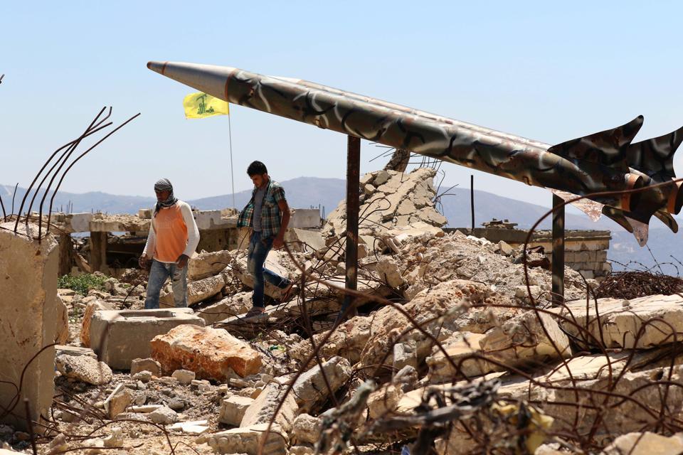 LEBANON-ISRAEL-ANNIVERSARY-HEZBOLLAH