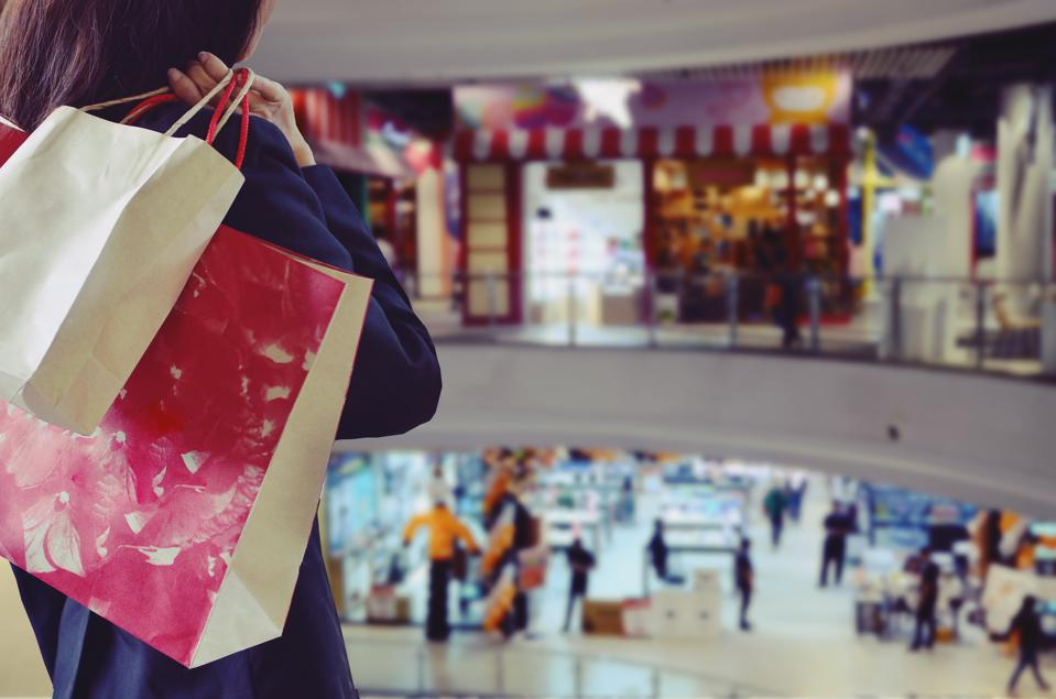 retailing and shopping